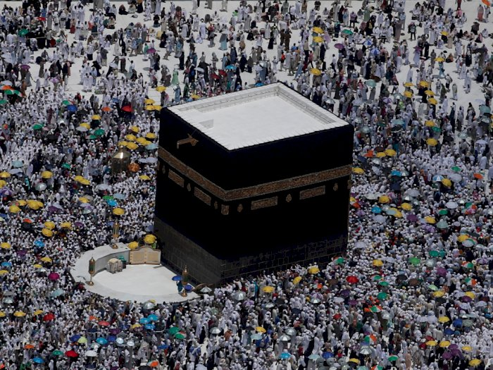 Tetap Gelar Haji 2020, Ini Jamaah yang Bisa Lakukan Ibadah Haji di Tanah Suci