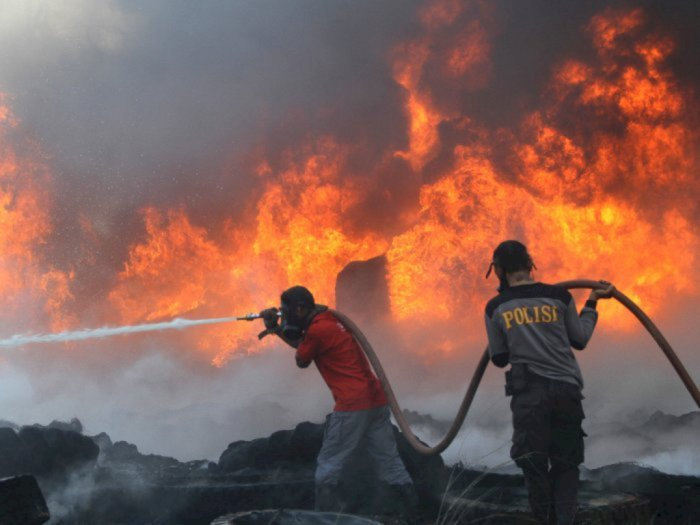 Mahfud MD Sebut Indonesia Berhasil Meminimalkan Kebakaran Hutan
