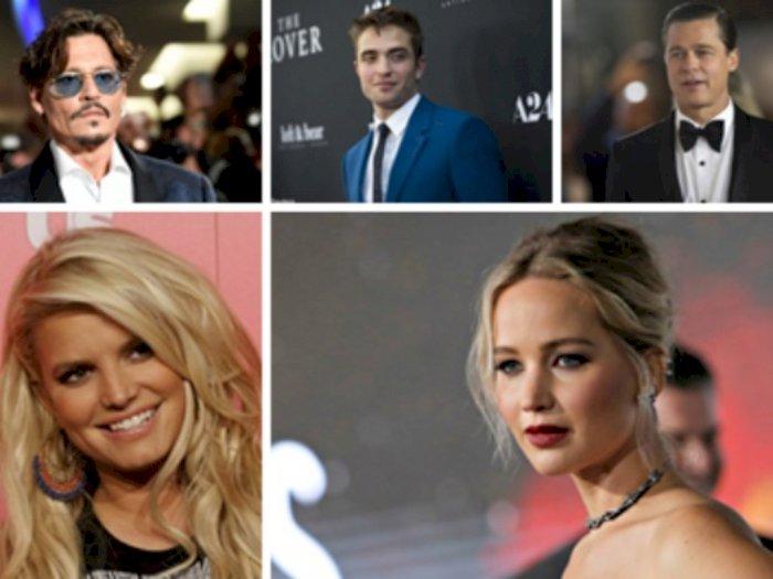 5 Artis Hollywood Ini Punya Kebiasaan Jorok, Jangan Ditiru, Ya!