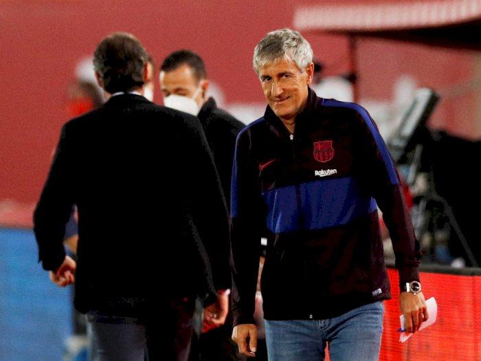 Pelatih Barcelona Ragukan VAR di La Liga
