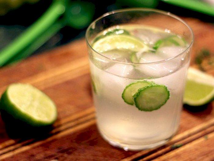 Mentimun Ternyata Bisa Tambah Cita Rasa Minuman Beralkohol