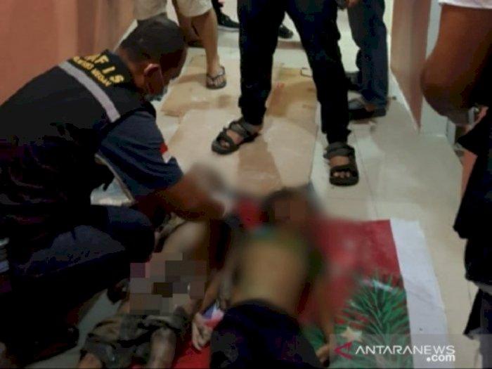 Video: Penemuan 2 Bocah Tewas Dibunuh Ayah Tiri di Medan