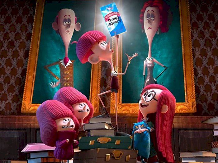 """""""The Willoughbys (2020)"""" - Petualangan Menemukan Sebuah Keluarga"""
