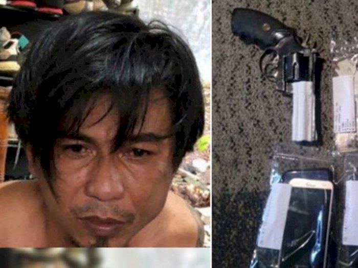 Polisi Gadungan Bermodal Pistol Korek Api Perdaya Korbannya Lalu Gasak Barang Berharga