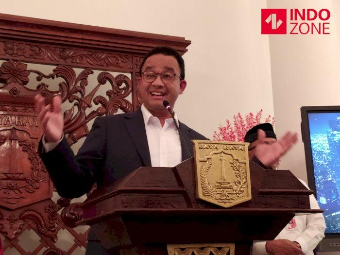 MA Menangkan Anies Baswedan, Izin Reklamasi Pulau H Tetap Dicabut