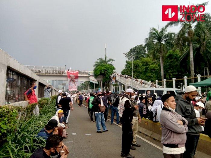 Lalu Lintas Padat Akibat Demo Tolak RUU HIP di DPR, Polisi Siapkan Opsi Ini