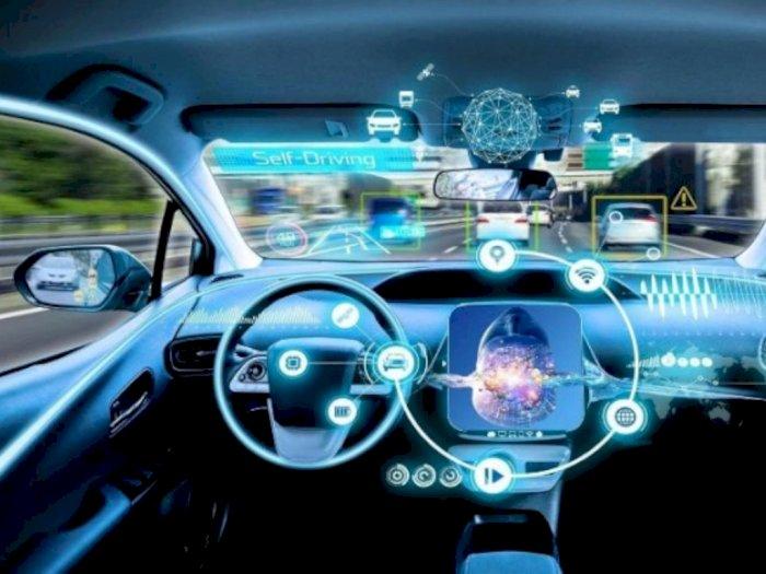 Perusahaan Tiongkok Siapkan 1 Juta Mobil Otonom di Tahun 2030
