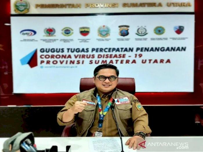 Gugus Tugas Sebut Kota Medan dan Deliserdang Terbanyak Positif COVID-19 di Sumut