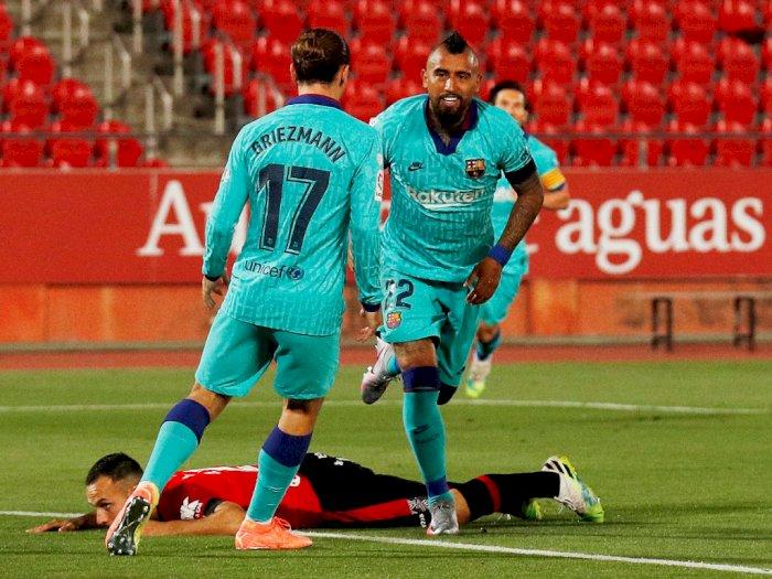 Apa Rasanya Bertanding di Stadion yang Kosong, Vidal?