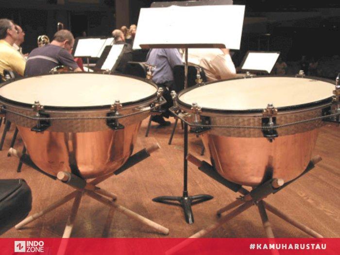 8 Contoh Alat Musik Ritmis Tradisional Indozone Id
