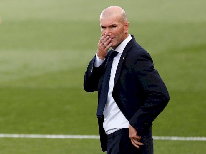 Madrid Dinilai Diuntungkan VAR, Ini Kata Pelatih Zidane