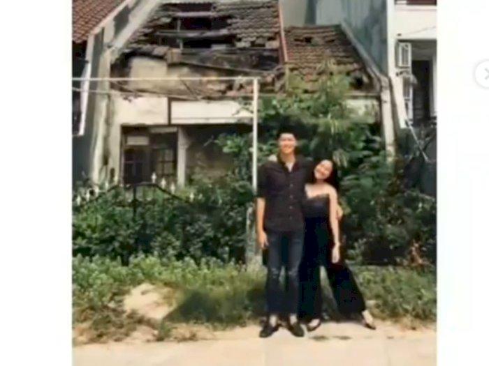 Perjuangan Seorang Wanita Bangun Rumah Bareng Suami, Desainernya si MantanPacar