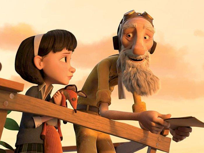 """""""The Little Prince (2015)"""" - Sebuah Dunia Dimana Tak Ada yang Tidak Mungkin"""