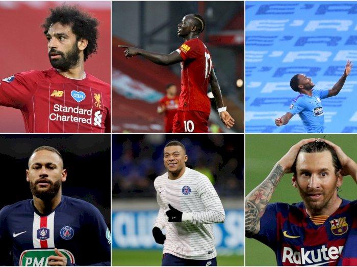 Inilah Penyerang Termahal Di Dunia, Messi dan Ronaldo: Sudah Jadi Kaum Bawah