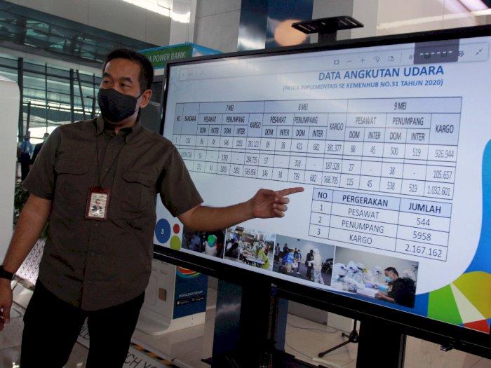 Inovasi Digital Angkasa Pura II Bikin Perjalanan Jadi Lebih Mudah saat New Normal