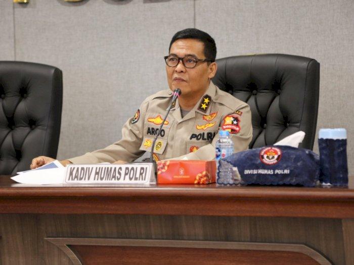 Mutasi di Tubuh Polri, 7 Jenderal Pindah Jabatan Dalam Rangka Pensiun