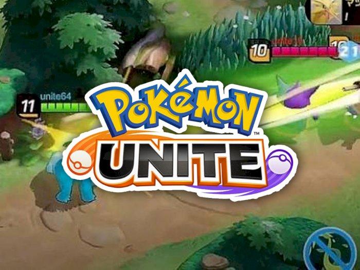 Tencent Games Resmi Umumkan Game Pokémon Unite dengan Genre MOBA