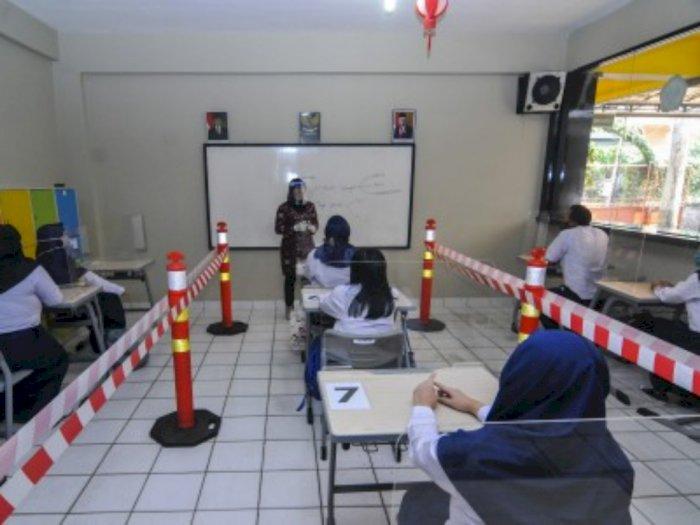 Selama Kota Medan Masih Zona Merah, Siswa akan Tetap Belajar di Rumah