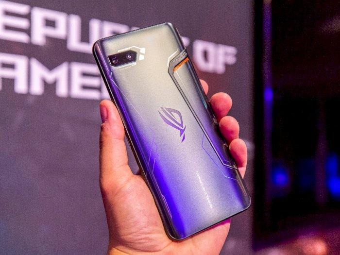 Asus Konfirmasi Smartphone ROG Phone 3 Bakal Dirilis Bulan Juli 2020!