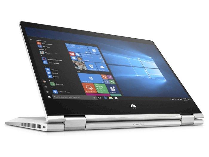 HP Hadirkan Laptop ProBook x360 435 G7 untuk Para Pelaku UKM Indonesia