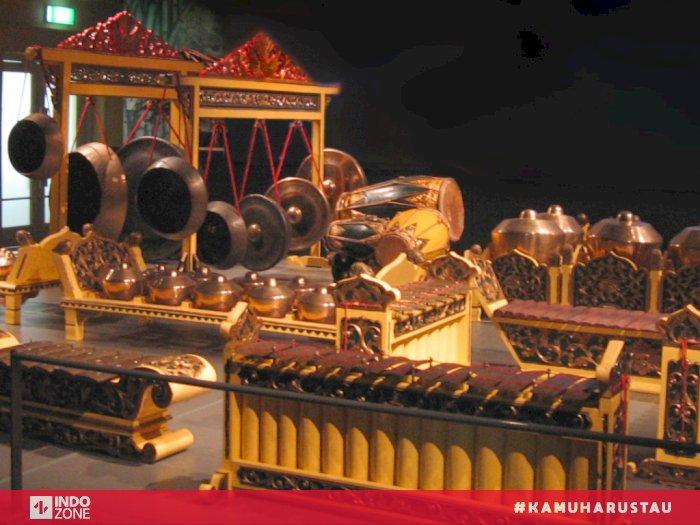 8 Alat Musik Tradisional Indonesia Dan Daerah Asalnya Indozone Id