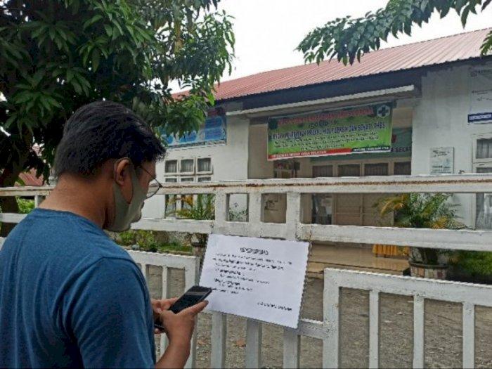 Puskesmas Medan Area Selatan Tutup Pasca 5 Pegawai Positif Covid-19