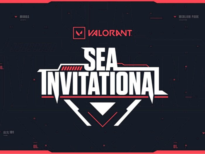 Riot Games Segera Gelar Turnamen Valorant Bertajuk SEA Invitational!
