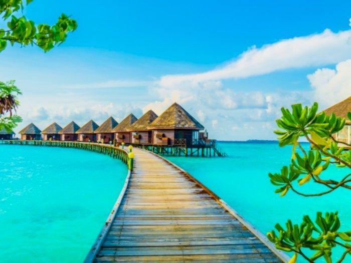 Liburan di Tengah Virus Corona, Maldives Buka Pintu untuk Wisatawan