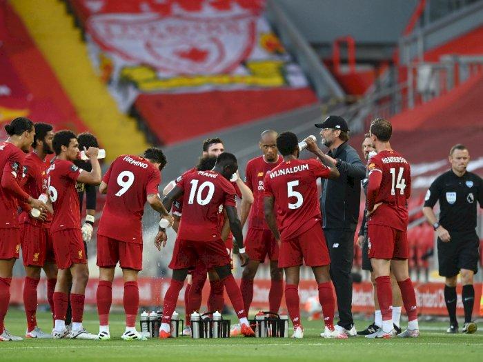 Juara Liga Primer, Pemain Liverpool Minta Cuti 2 Hari