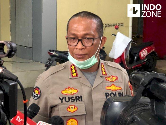 Bendera PDIP Dibakar saat Demo Tolak RUU HIP, Polisi: Belum Terima Laporan Apapun