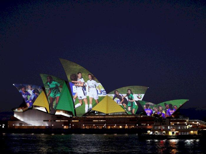 FOTO: Australia dan Selandia Baru Tuan Rumah Piala Dunia Wanita 2023
