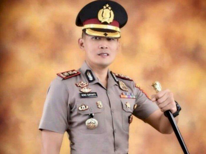 Sebelum Dicopot dari Kapolres, AKBP Nono Suryanto Pimpin Pemecatan Polisi yang Suka Bolos