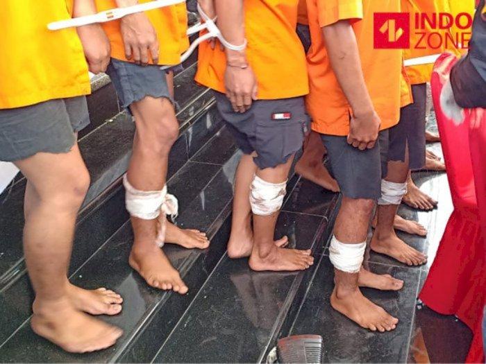 Selama Masa New Normal, Beginilah Tahanan di Rutan Polda Metro Jaya Diperlakuan