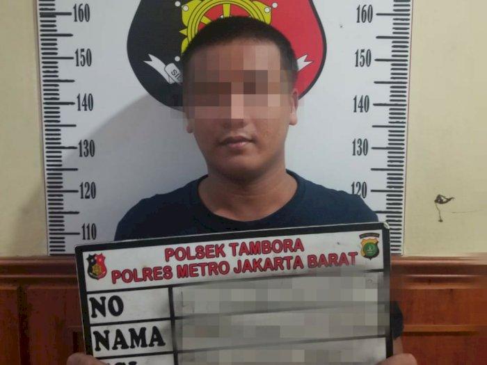 Sebulan Buron, Pelaku Tawuran yang Bacok Polisi di Jakbar Ditangkap