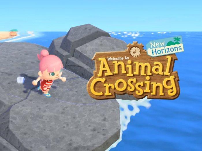 Update Baru Animal Crossing: New Horizons Mungkinkan Pemain Menyelam dan Berenang di Laut!