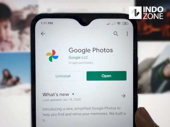 Google Rombak Logo dan Tampilan dari Aplikasi Google Photos!