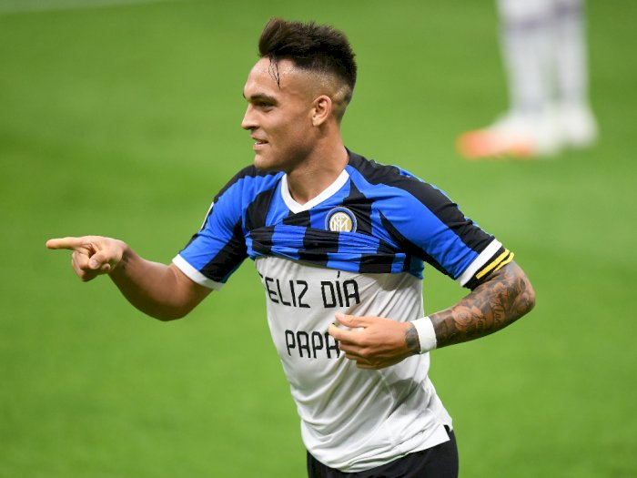 Berapapun Tawaran yang Datang, Inter Tak Akan Menjual Lautaro Martinez