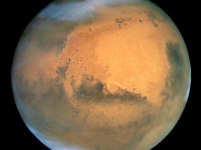 Beda Tipis dengan Bumi, Segini Waktu Rotasi di Planet Mars
