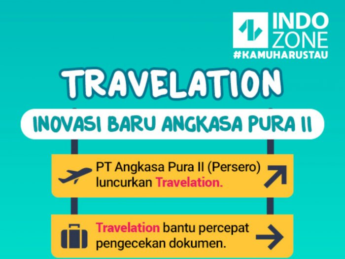 Travelation Inovasi Baru Angkasa Pura II