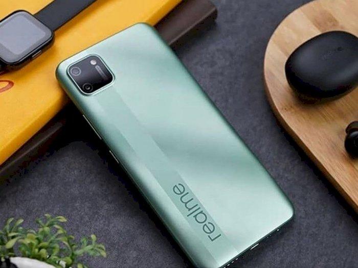 Smartphone Realme C11 Segera Hadir di Indonesia, Ini Spesifikasinya!