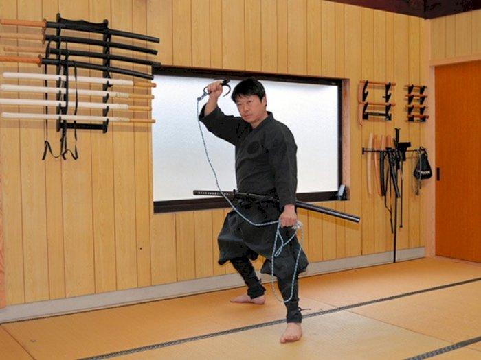 Inilah Genichi Mitsuhashi, Lulusan Pertama Program Studi Ninja di Jepang