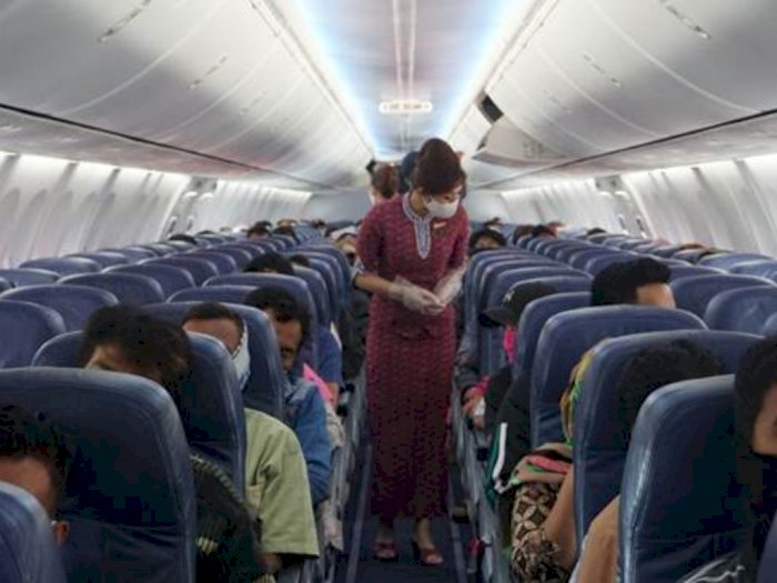 Video Pilu PHK Besar-besaran Karyawan Maskapai Penerbangan, Diiringi Peluk Tangis
