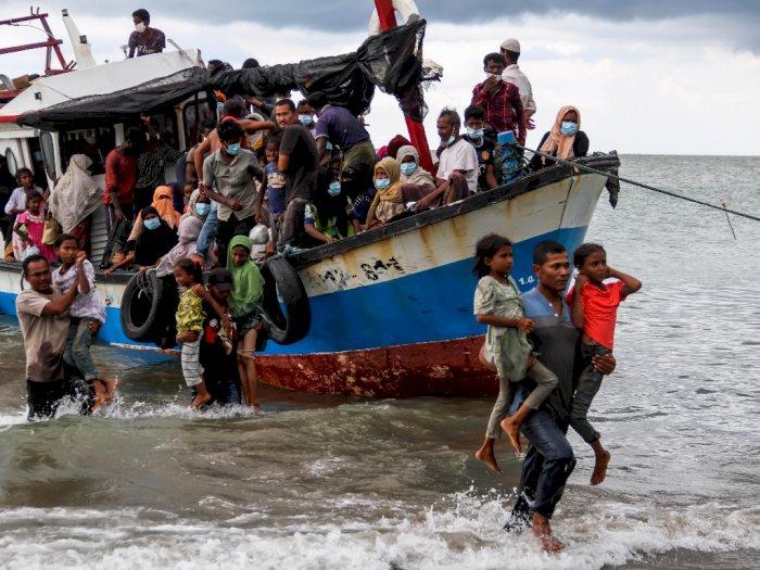 Pemerintah Kabupaten Aceh Utara Siap Tampung dan Urus Pengungsi Rohingya
