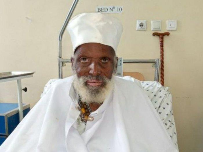 Sudah Berusia 100 Tahun Lebih, Kakek di Ethiopia Berhasil Sembuh dari Corona