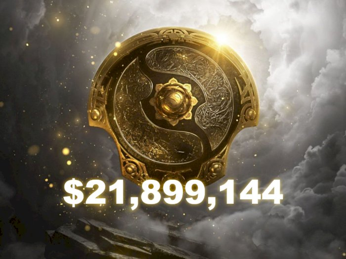Prize Pool The International 2020 Tembus US$21 Juta, Jadi yang Tercepat!