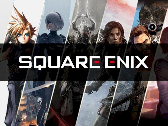Square Enix Bakal Umumkan Beberapa Game Baru Pada Musim Panas Ini!