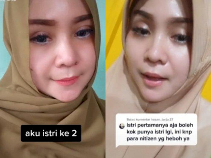 Heboh Wanita Bangga Jadi Istri Kedua, Lempar Jawaban Menohok Atas Komentar Pedas Netizen