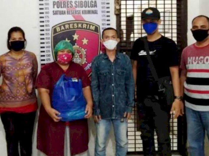 Polisi Tahan Oknum ASN & Perawat di Tapteng Karena Diduga Keluarkan Suket Rapid Test Palsu