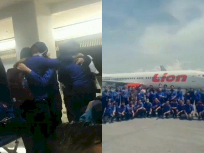 Viral PHK Besar-besaran Karyawan, Lion Air: Itu Pengurangan Tenaga Kerja, Apa Bedanya?