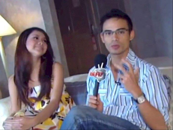 Video Pertemuan Pertama BCL Diwawancara Ashraf di TV, Lihat Tatapannya Pada Almarhum